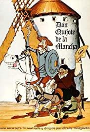 Don Quijote de la Mancha (1979) cover