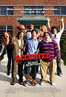 Accepted (2006) cover