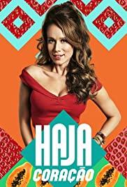 Haja Coração (2016) cover