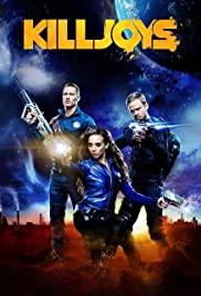 Killjoys (2015) cover