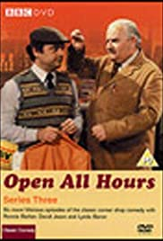 Open All Hours (1973) cover
