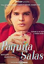 Paquita Salas (2016) cover