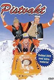 Pistvakt - en vintersaga (1998) cover