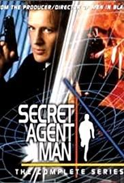Secret Agent Man 2000 poster