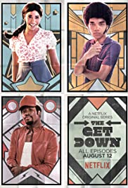 The Get Down (2016) cover