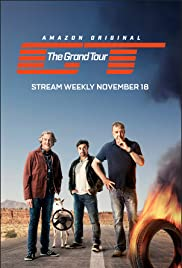 The Grand Tour (2016) cover