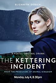 The Kettering Incident (2016) cover