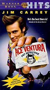 Ace Ventura: Pet Detective (1994) cover