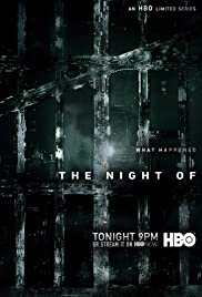 The Night Of (2016) cover