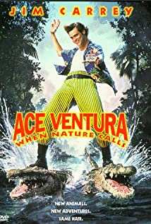 Ace Ventura: When Nature Calls (1995) cover