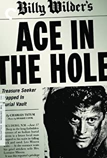 Ace in the Hole 1951 poster