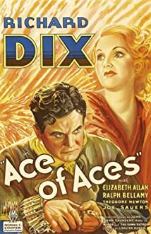 Ace of Aces (1933) cover