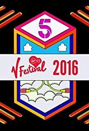 V Festival 2016 2016 poster