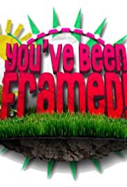 You've Been Framed! 1990 poster