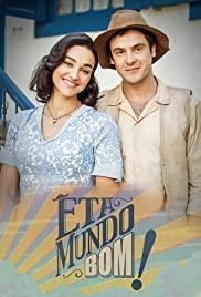 Êta Mundo Bom! (2016) cover