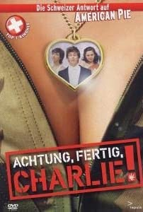 Achtung, fertig, Charlie! (2003) cover