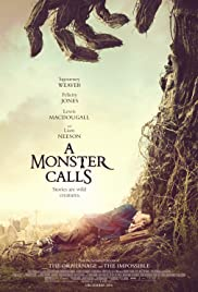A Monster Calls (2016) cover