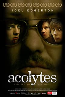 Acolytes (2008) cover