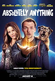 Absolutely Anything (2015) cover