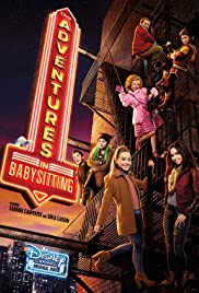 Adventures in Babysitting (2016) cover