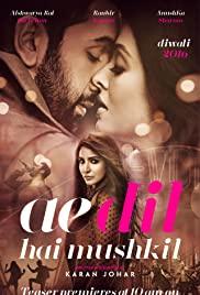 Ae Dil Hai Mushkil (2016) cover