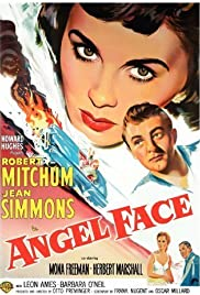 Angel Face (1953) cover