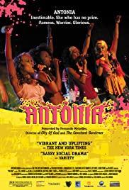 Antônia 2006 poster