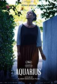 Aquarius (2016) cover