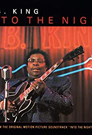 B.B. King: Into the Night 1985 poster