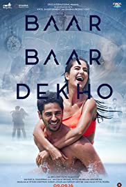 Baar Baar Dekho 2016 poster