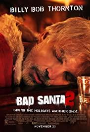 Bad Santa 2 (2016) cover