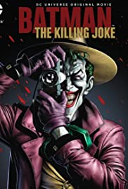 Batman: The Killing Joke (2016) cover