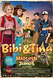 Bibi & Tina: Mädchen gegen Jungs (2016) cover