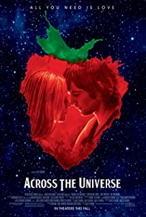 Across the Universe (2007) cover