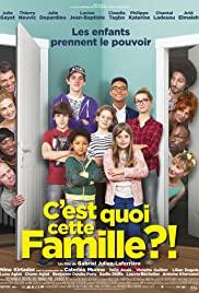 C'est quoi cette famille?! 2016 poster