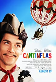 Cantinflas (2014) cover