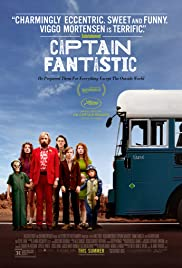 Captain Fantastic (2016) cover