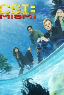 CSI: Miami (2002) cover