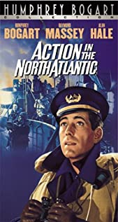 Action in the North Atlantic (1943) cover