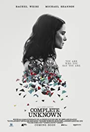 Complete Unknown (2016) cover