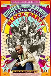Dave Chappelle's Block Party 2005 poster