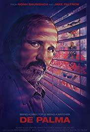 De Palma (2015) cover