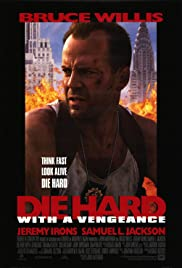 Die Hard with a Vengeance (1995) cover