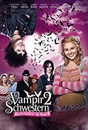Die Vampirschwestern 2 (2014) cover
