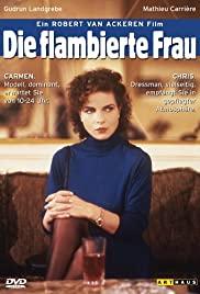 Die flambierte Frau (1983) cover