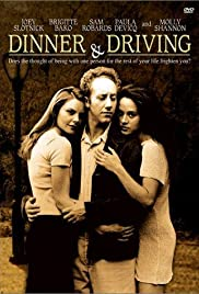 Dinner and Driving (1997) cover
