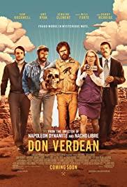 Don Verdean 2015 poster