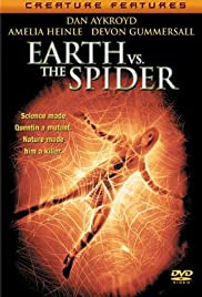 Earth vs. the Spider 2001 poster
