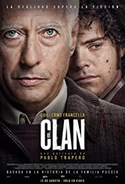 El Clan (2015) cover