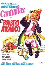 El bombero atómico (1952) cover